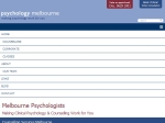 View More Information on Psychology Melbourne, Albert Park