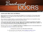 View More Information on Beachwood Doors