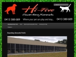 View More Information on Hi - Five Boarding Kennels