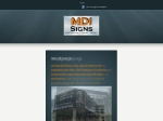 View More Information on MDI Signs
