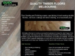 View More Information on Dura Floors