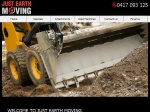 View More Information on Just Earthmoving