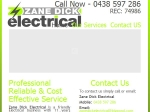 View More Information on Zane Dick Electrical
