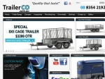 View More Information on Trailerco