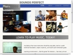 View More Information on Sounds Perfect Studio Guitar Lessons