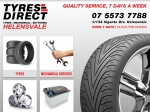 View More Information on Tyres Direct