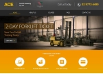 View More Information on Ace Forklift Training