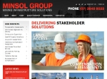 View More Information on Minsol Group