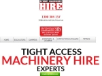 View More Information on Sydney Machinery Hire