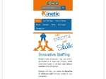 View More Information on Kinetic Innovative Staffing