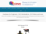 View More Information on DNK Systems