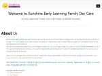 View More Information on Sunshine Early Learning Family Day Care