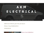 View More Information on Akm Electrical