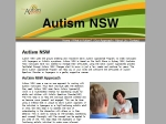 View More Information on Autism NSW