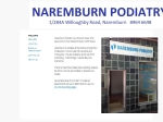 View More Information on Naremburn Podiatry