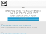 View More Information on Halcyon Knights