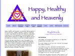 View More Information on Happy Healthy And Heavenly