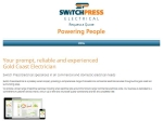 View More Information on Switch Press Electrical