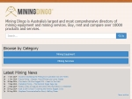 View More Information on Mining Dingo