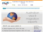 View More Information on Australian National Visa Service