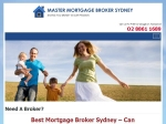 View More Information on Master Mortgage Broker Sydney