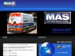 View More Information on MAS Lifting Solutions