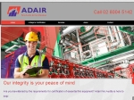 View More Information on Adair Fire Audits And Certification