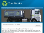 View More Information on True Bin Hire