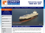 View More Information on Conroy Removals, Sydney