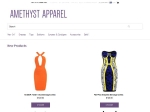 View More Information on Amethyst Apparel