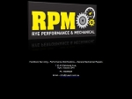 View More Information on Rye Performance & Mechanical