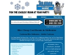 View More Information on Ice Cubed Mobile Cool Room