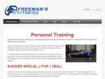 View More Information on Freeman's Fitness
