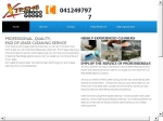 View More Information on Xtreme Clean Perth