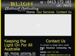 View More Information on Bligh Electrical Contracting Pty Ltd