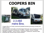 View More Information on Coopers Bins