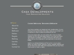 View More Information on Casa Developments