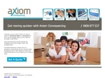 View More Information on Axiom Conveyancing