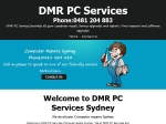 View More Information on DMR PC Services