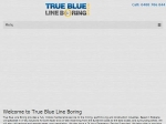 View More Information on True Blue Line Boring