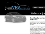 View More Information on Urban Chauffeured Cars