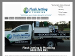 View More Information on Flash Jetting & Plumbing