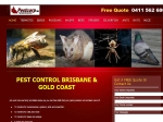 View More Information on Pest Corp Pest Control Brisbane