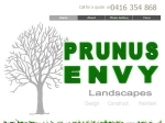 View More Information on Envy Landscapes