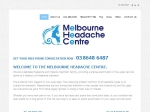 View More Information on Melbourne Headache Centre