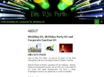 View More Information on Elite DJs Perth
