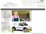 View More Information on Lily's Florist, Townsville
