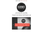 View More Information on Karmic Cold Pressed Juice