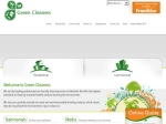 View More Information on Green Cleaners