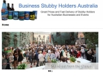 View More Information on Business Stubby Holders Australia